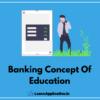 Banking concept of education